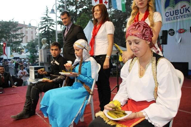 cubuk tursu festivali cubuk tursulari icin 14 Eylul de festival yapilacak